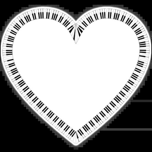 Piano - Sticker 8
