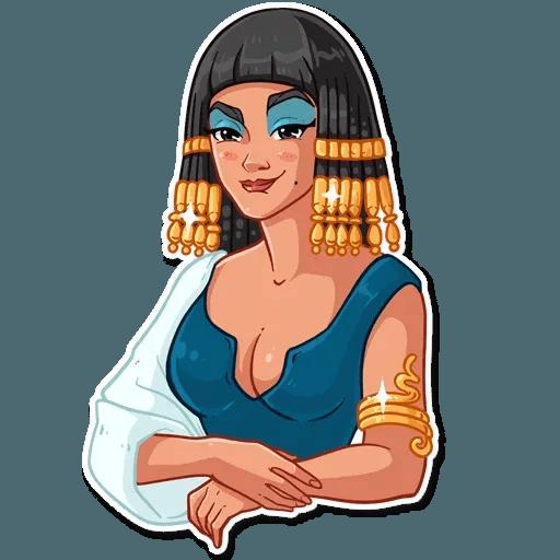 Cleopatra - Sticker 13