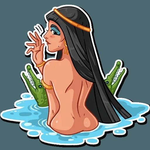 Cleopatra - Sticker 23
