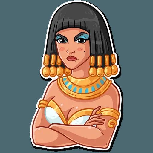 Cleopatra - Sticker 22