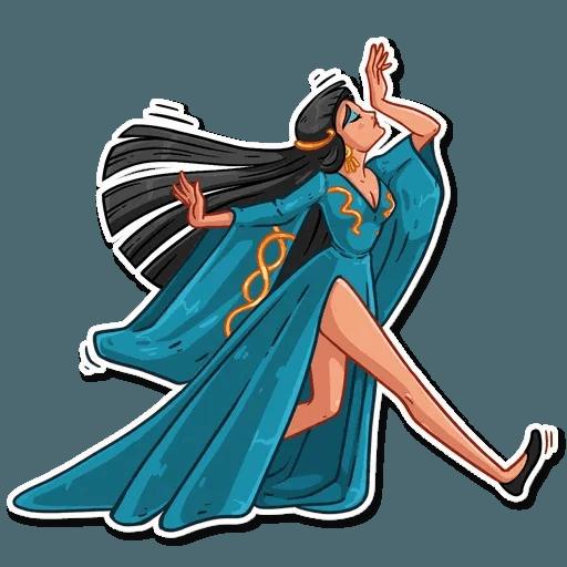Cleopatra - Sticker 7