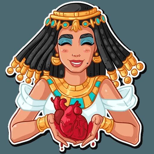 Cleopatra - Sticker 10