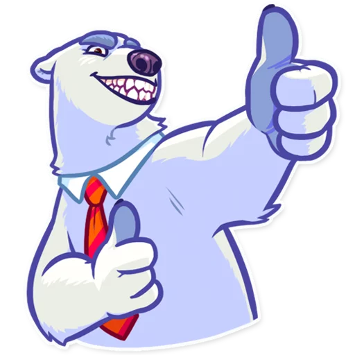 Polar-1 - Sticker 3