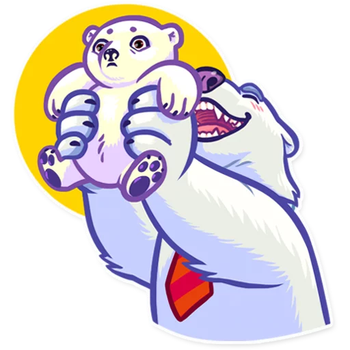 Polar-1 - Sticker 28