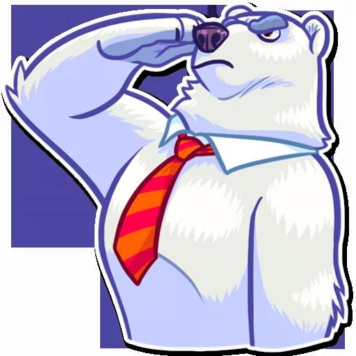 Polar-1 - Sticker 10