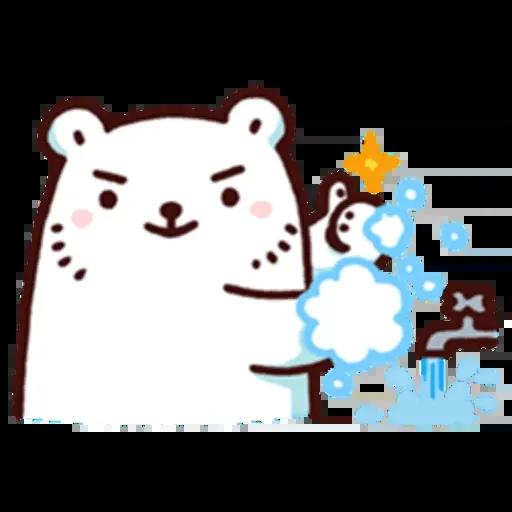 Bear - Sticker 5