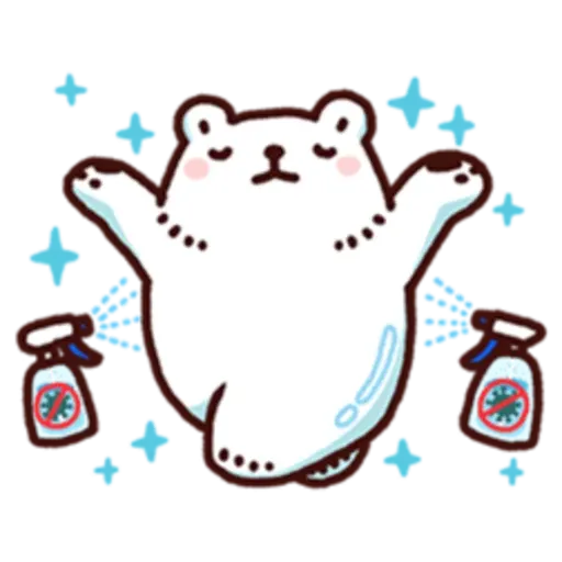 Bear - Sticker 2