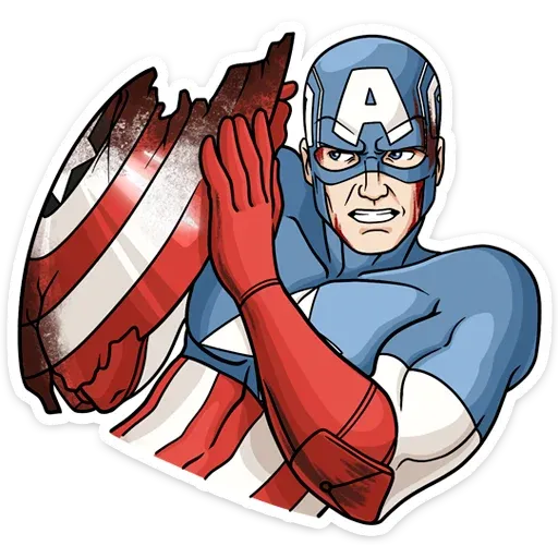 avengers - Sticker 5