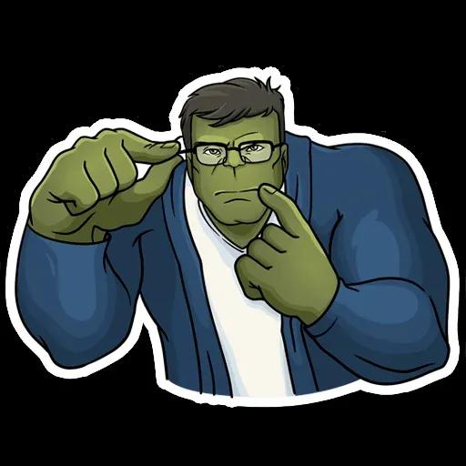 avengers - Sticker 7