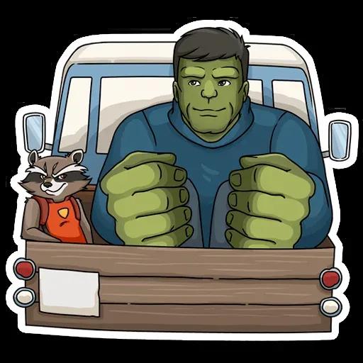 avengers - Sticker 23