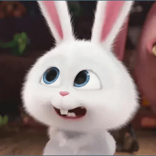 bunny reactions - Sticker 4