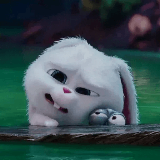 bunny reactions - Sticker 30