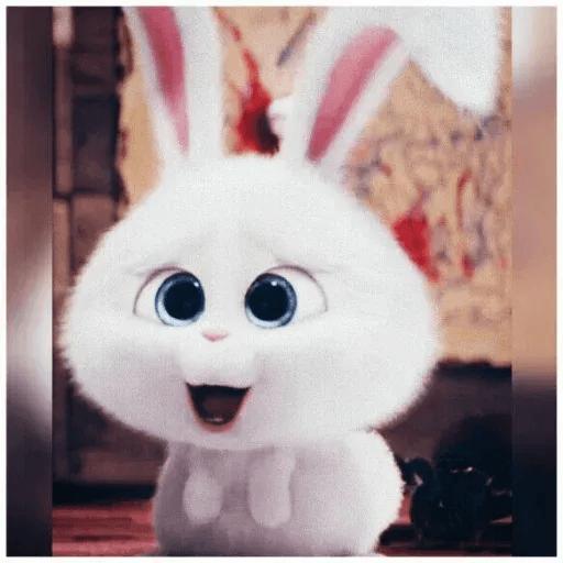 bunny reactions - Sticker 19