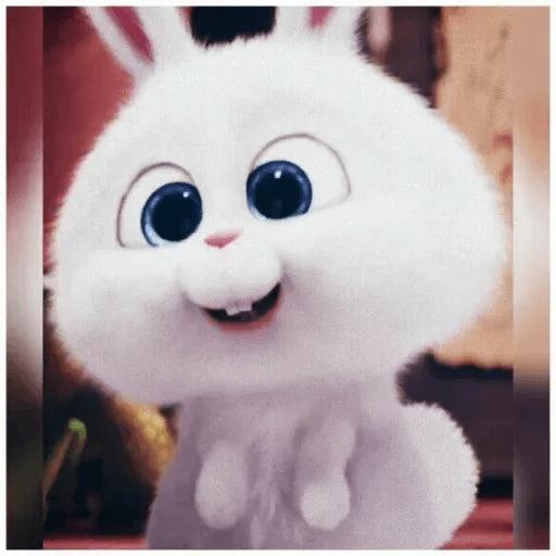 bunny reactions - Sticker 24