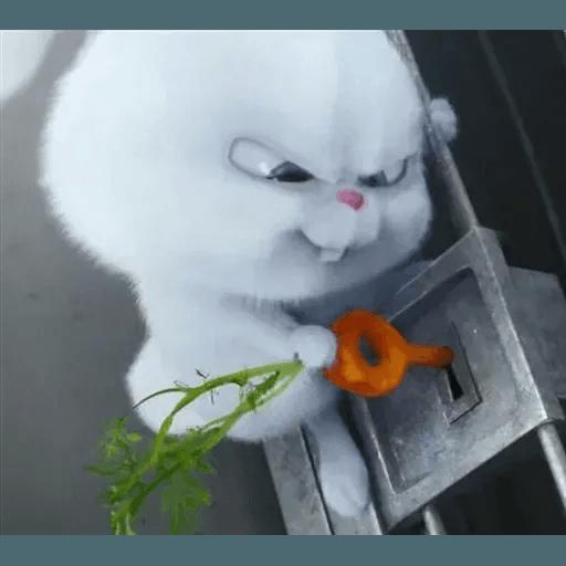 bunny reactions - Sticker 12