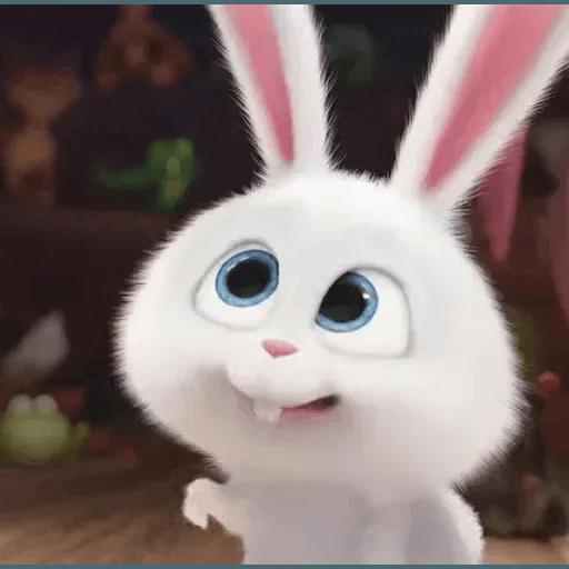 bunny reactions - Sticker 7