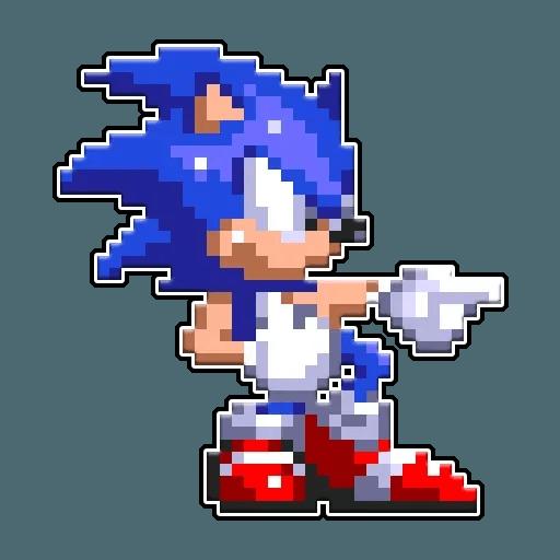 Sonic 3 - Sticker 21