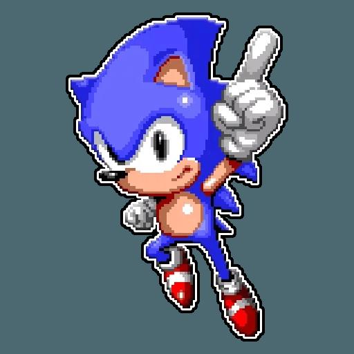 Sonic 3 - Sticker 23