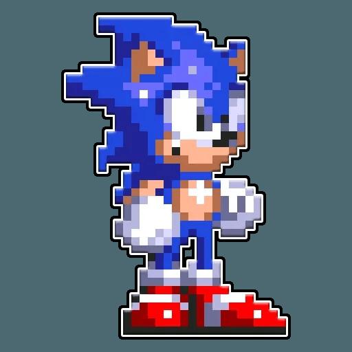 Sonic 3 - Sticker 15