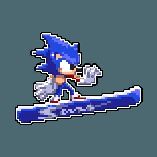 Sonic 3 - Sticker 14