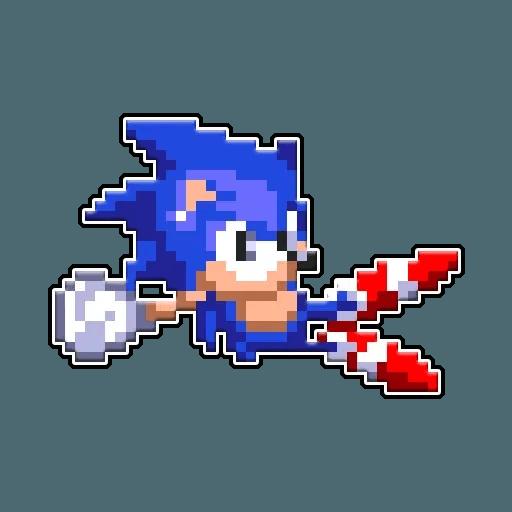 Sonic 3 - Sticker 8