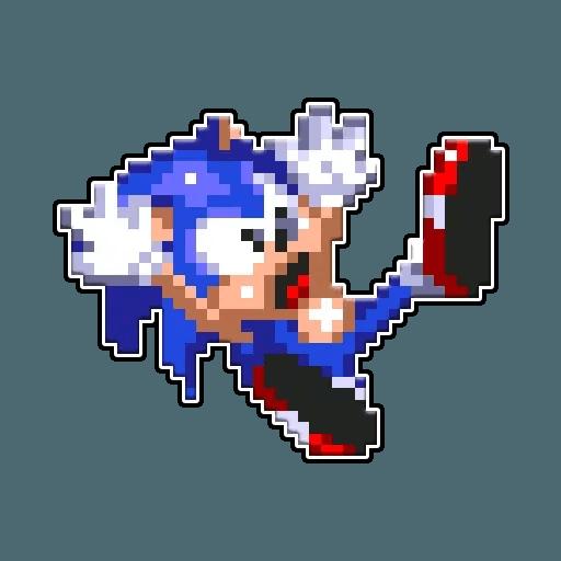 Sonic 3 - Sticker 13