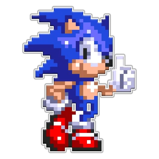 Sonic 3 - Sticker 6