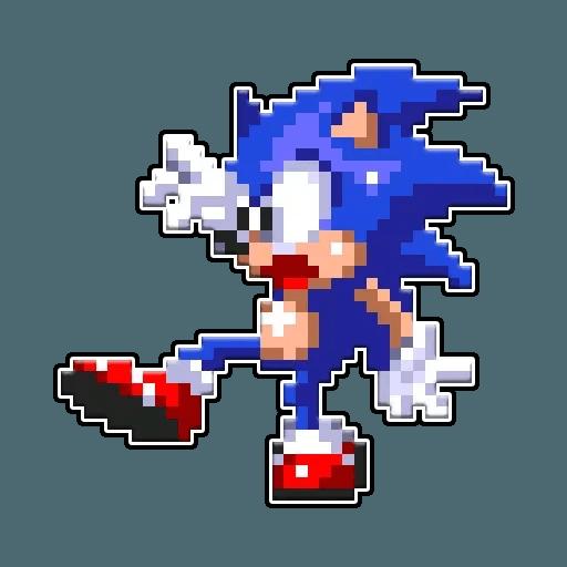 Sonic 3 - Sticker 9