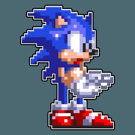 Sonic 3 - Sticker 10