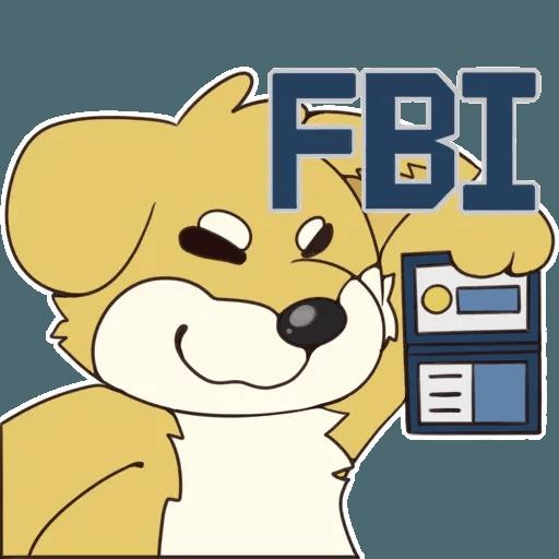 Lihkg dog - Sticker 6