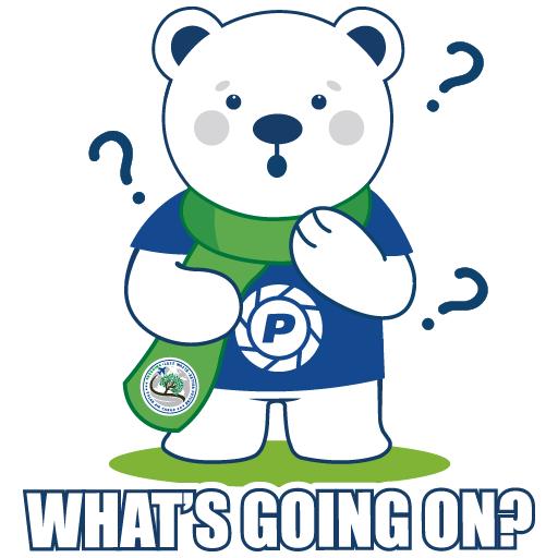 Polar Poby Bear 1 - Sticker 14