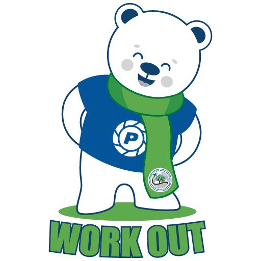Polar Poby Bear 1 - Sticker 12