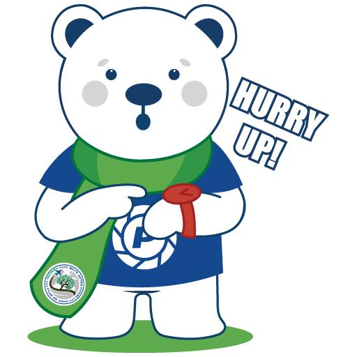 Polar Poby Bear 1 - Sticker 11