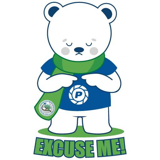 Polar Poby Bear 1 - Sticker 9