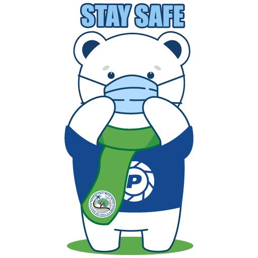 Polar Poby Bear 1 - Sticker 7