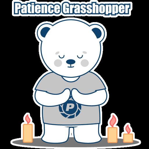 Polar Poby Bear 1 - Sticker 5