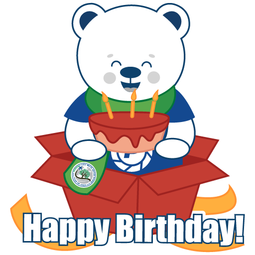 Polar Poby Bear 1 - Sticker 16