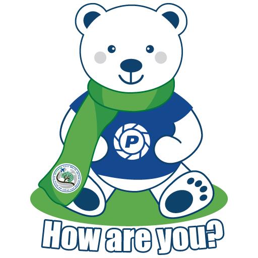 Polar Poby Bear 1 - Sticker 10