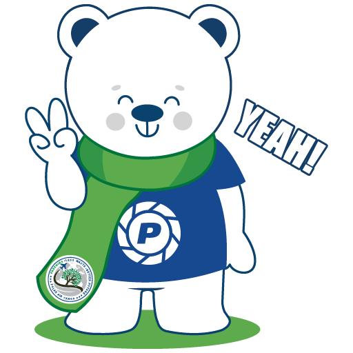 Polar Poby Bear 1 - Sticker 8