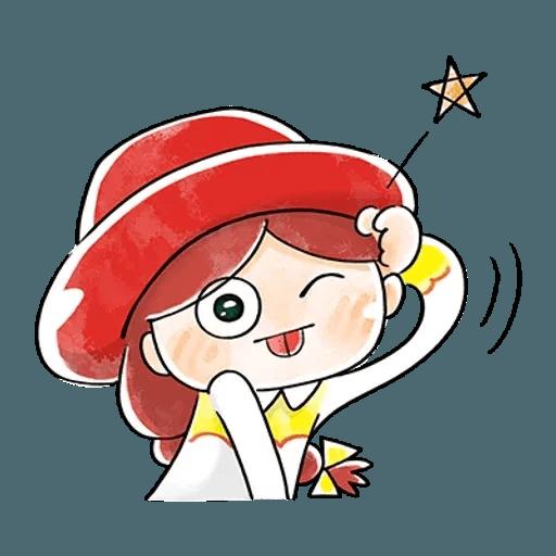 Toy story 2 - Sticker 6