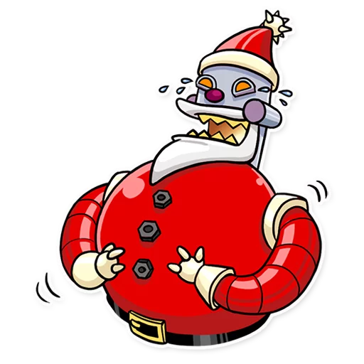 RoboSanta - Sticker 4