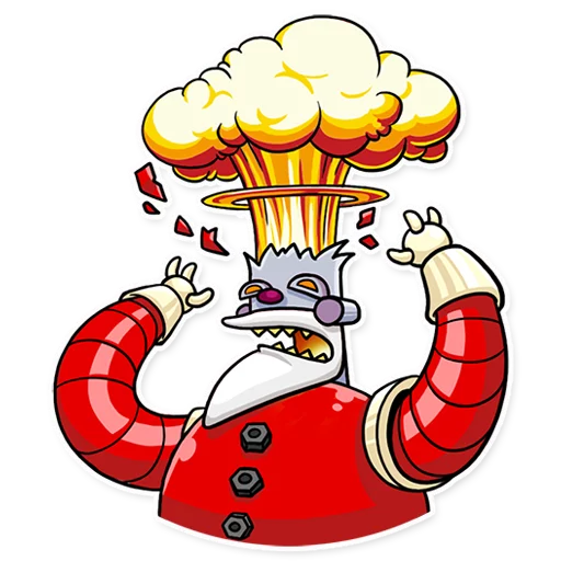 RoboSanta - Sticker 6