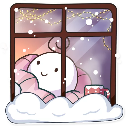 Mr. Blanket - Sticker 23