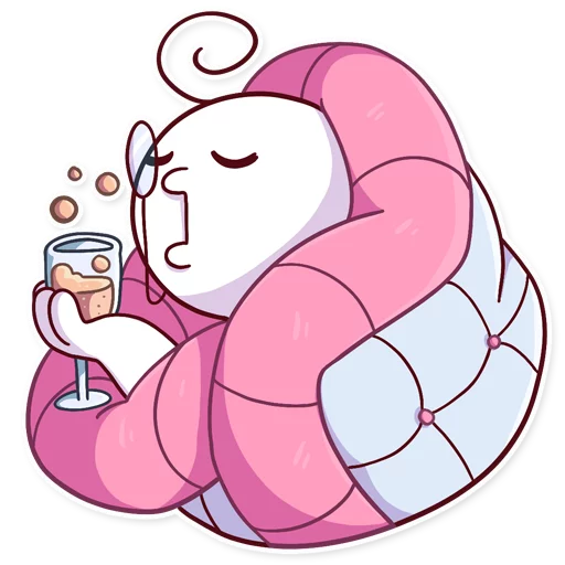 Mr. Blanket - Sticker 19