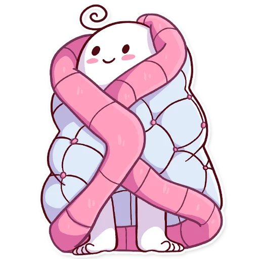 Mr. Blanket - Sticker 8