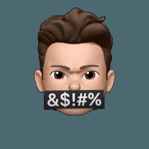 Memoji Rixa - Sticker 15