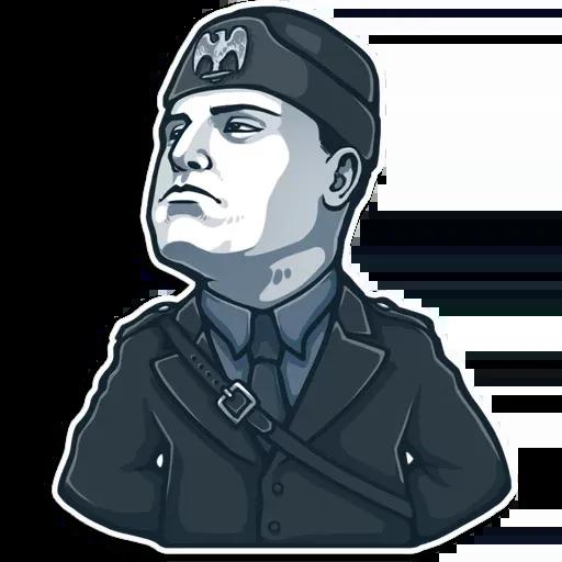 Evil Minds - Sticker 11