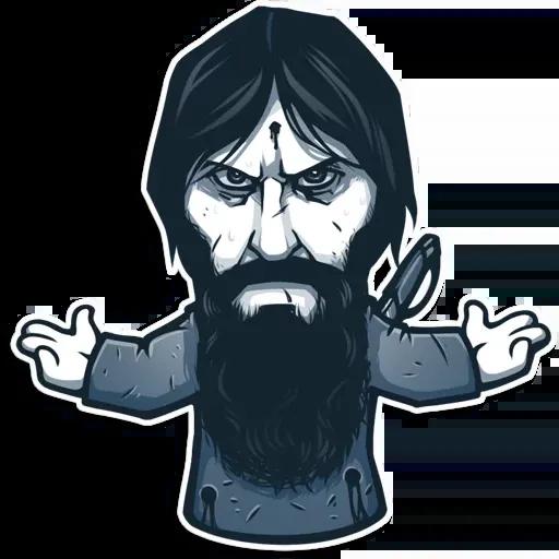 Evil Minds - Sticker 7