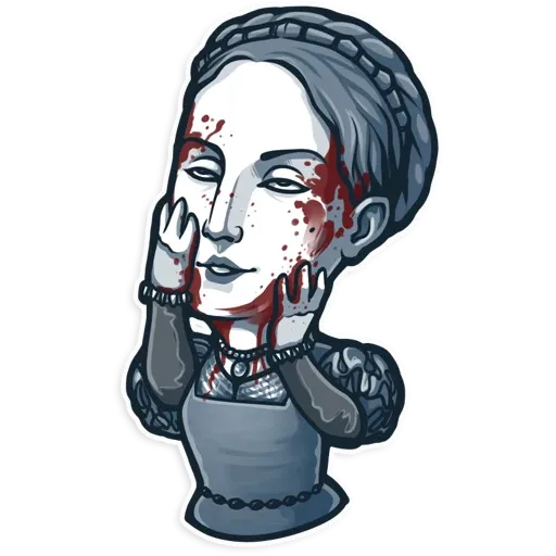 Evil Minds - Sticker 19