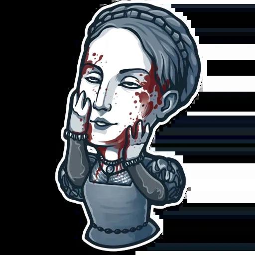 Evil Minds - Sticker 19